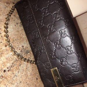 Original Gucci wristlet